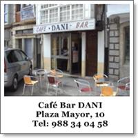 Ficha Café Bar Dani