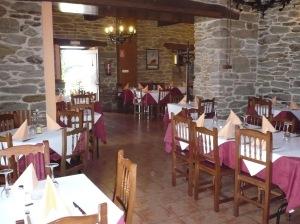 Restaurante A Nosa Casa.