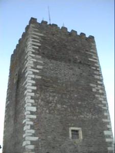 Torre del Homenaje de Viana do Bolo.