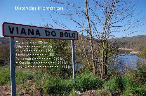 Cartel Viana Km