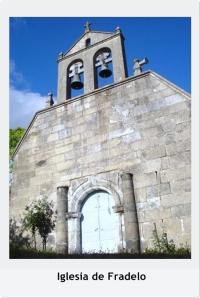 Iglesia de Fradelo Web