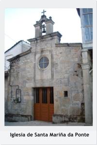 Iglesia de Santa Mariña da Ponte Web