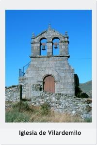 Iglesia de Vilardemilo Web