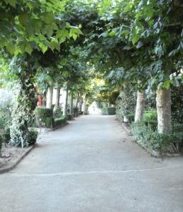 Parque del Cabo da Vila de Viana do Bolo.